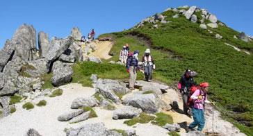 登山・トレッキング体験プラン